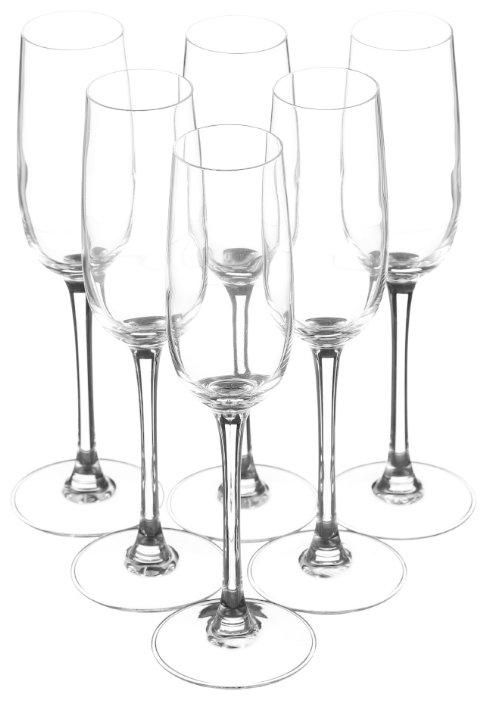 Luminarc Набор фужеров для шампанского Versailles 160 мл 6 шт G1484
