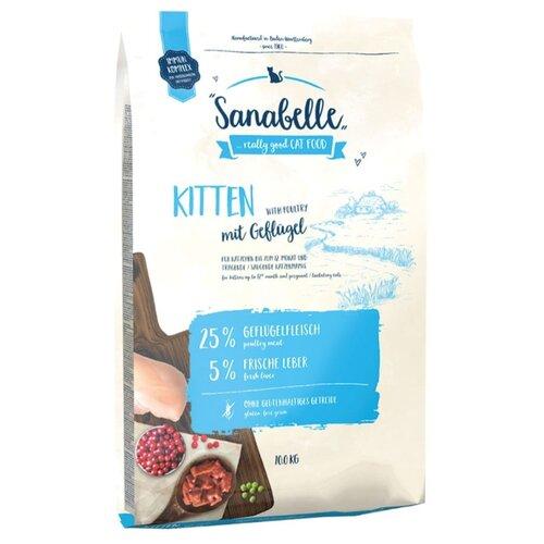 Корм для котят Sanabelle 10 кг