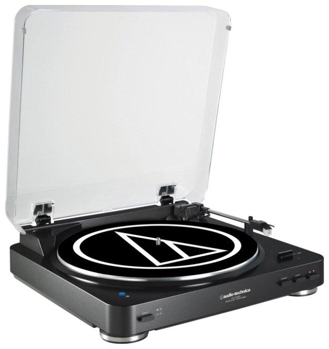 Виниловый проигрыватель Audio-Technica AT-LP60BT