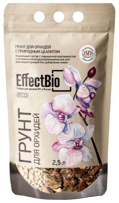 Грунт Effect Bio Eco Standard с цеолитом