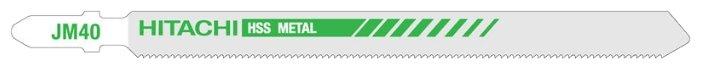 Набор пилок для лобзика Hitachi JM40 750014 5 шт.