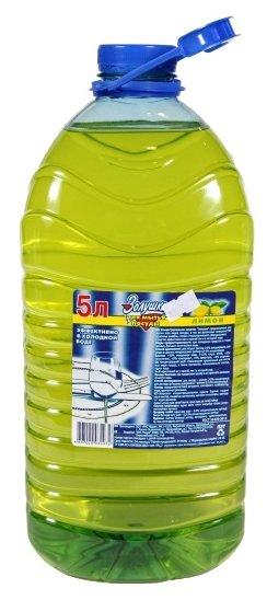 Золушка Средство для мытья посуды Лимон, ПЭТ