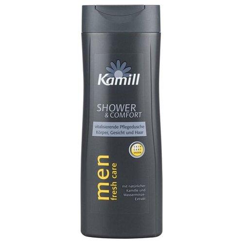 Шампунь и гель для душа Kamill Men Fresh 300 млДля душа<br>