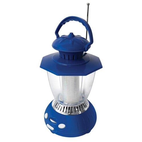 Радиоприемник Hyundai H-RLC120 синий