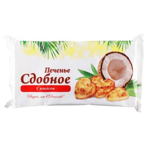 Печенье Полет сдобное С кокосом, 250 г