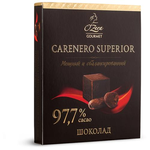 озерский сувенир клубника николаевна в шоколадной глазури драже 135 г Шоколад Озерский сувенир горький порционный Carenero Superior 97.7% какао, 90 г