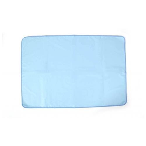 Многоразовая клеенка Фея 48х68 голубой 1 шт.Пеленки, клеенки<br>