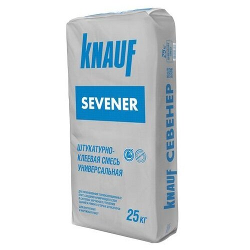 Фото - Строительная смесь KNAUF Sevener 25 кг соединитель knauf нониус