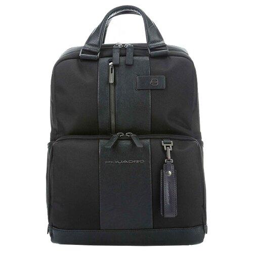 Рюкзак PIQUADRO CA3975BR черный рюкзак piquadro ca3214b3 зеленый