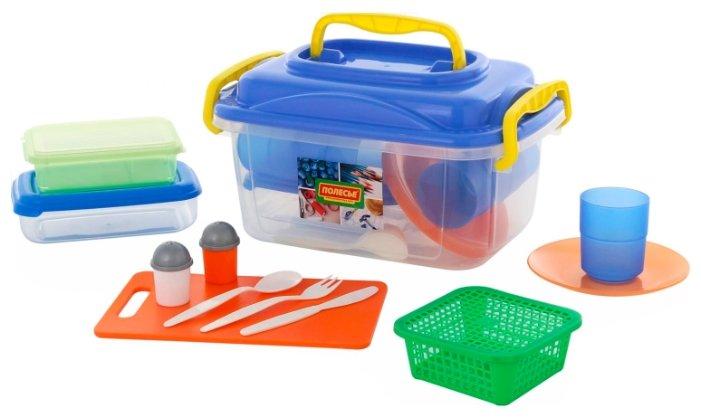 Набор посуды Полесье для пикника №7 на 6 персон 59161