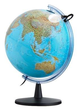 Глобус физико-политический Nova Rico