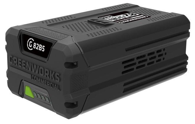 Аккумуляторный блок greenworks G82B5 80 80 В 5 А·ч