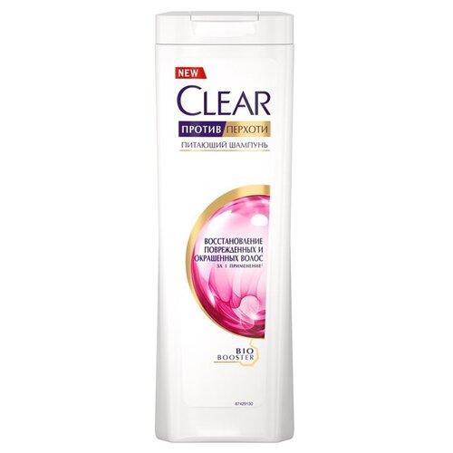 Clear vita Abe шампунь против перхоти Восстановление поврежденных и окрашенных волос 200 млШампуни<br>