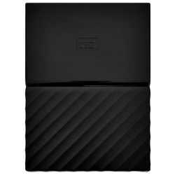Внешний HDD Western Digital My Passport 2 TB (WDBLHR0020B)