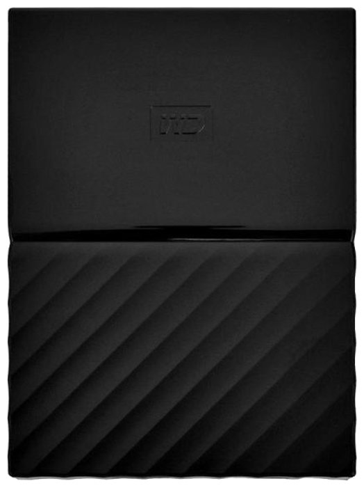 Внешний жесткий диск Western Digital My Passport 2 TB (WDBLHR0020B)