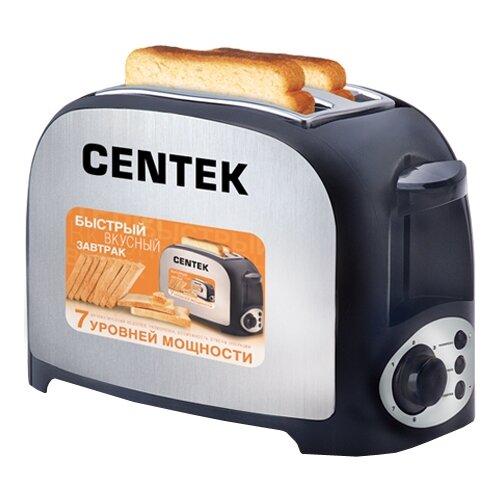 Тостер CENTEK CT-1421, черный