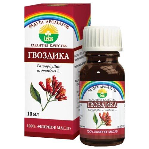 ЛЕКУС эфирное масло Радуга ароматов Гвоздика 10 мл
