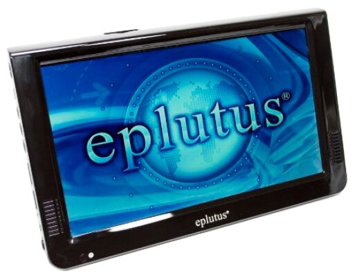 Eplutus EP-1019T портативный цифровой DVB-T2 телевизор