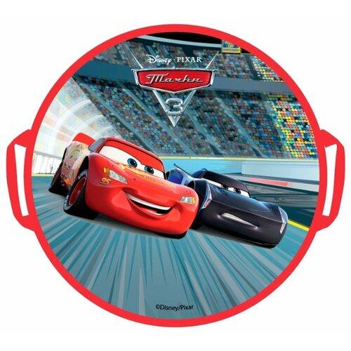 Фото - Ледянка 1 TOY Тачки (Т11008) красный/серый ледянка 1 toy человек паук т59096 красный синий
