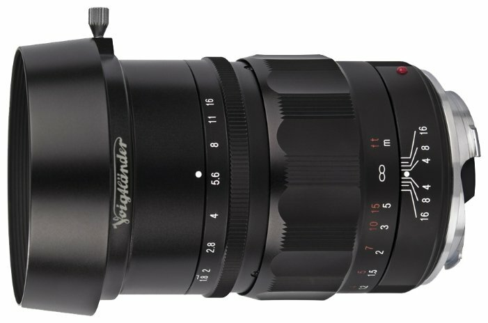 Объектив Voigtlaender 75 mm f/1.8 Heliar Leica M