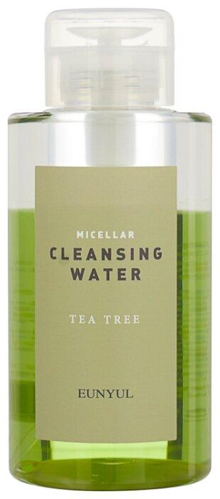 Eunyul мицеллярная двухфазная вода с чайным деревом