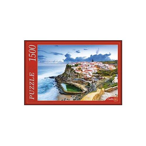 цена на Пазл Рыжий кот Португалия Азеньяш-ду-Мар (ГИ1500-8453), 1500 дет.