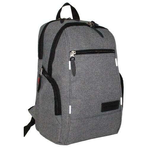 RISE М-361-3-1 20 серый rise рюкзак м 340 эк серый