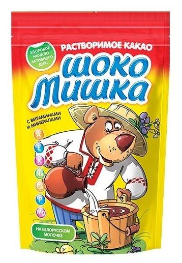 Barista Какао-напиток растворимый Шокомишка