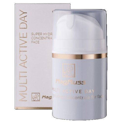 Magruss Multi Active Day Super hydrating concentrate for face Крем дневной для лица, 50 мл фото