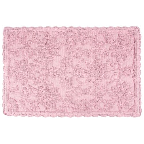 Коврик Arya Andy TRK111300020289, 50х80 см розовый коврик arya 60х100 2 пр assos бирюзовый 1126860