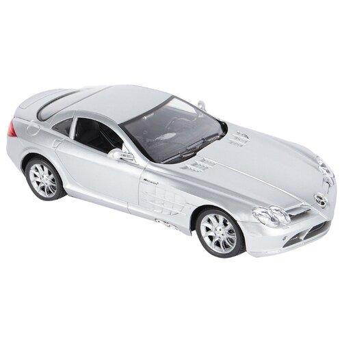 цена на Легковой автомобиль GK Racer Series Mercedes-Benz SLR McLaren R199 (866-2419) 1:24 серебристый