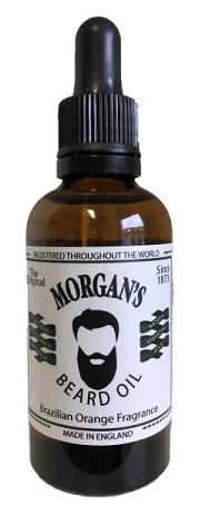 Morgan's Масло для бороды Brazilian Orange