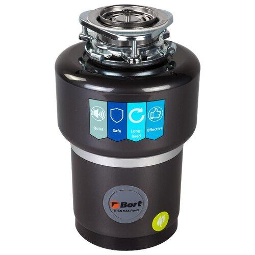 Бытовой измельчитель Bort TITAN MAX Power черный