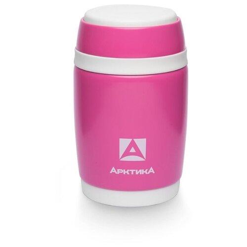 Термос для еды Арктика 409-480 (0,48 л) розовый
