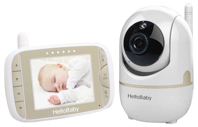 Видеоняня Hello Baby HB65 — купить по выгодной цене на Яндекс.Маркете