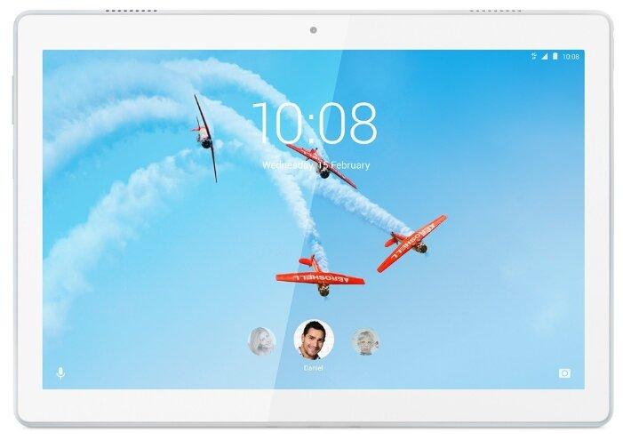 Планшет Lenovo Tab M10 TB-X605L ZA490099RU (Qualcomm Snapdragon 450 1.8 GHz/3072Mb/32Gb/GPS/LTE/Wi-Fi/Bluetooth/Cam/10.1/1920x1200/Android)