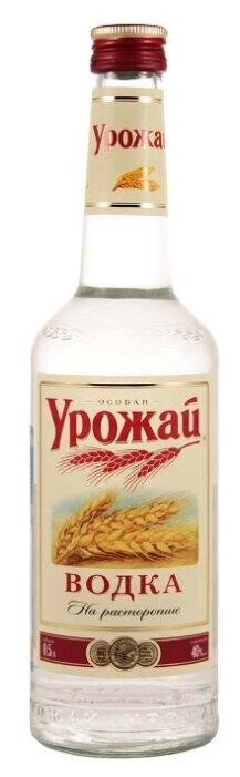 Водка Урожай Особая на расторопше, 0.5 л