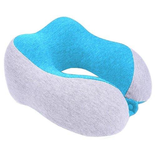 Подушка для шеи METTLE Lova, skyДорожные аксессуары<br>