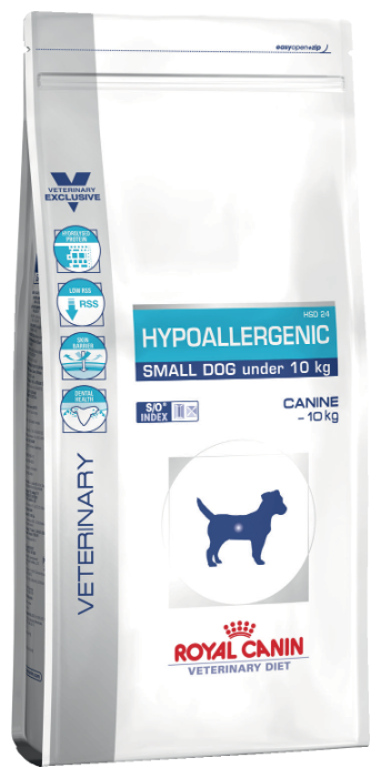 Корм для собак Royal Canin Hypoallergenic HSD 24 Small Dog