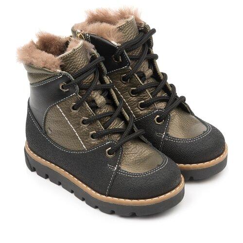 Ботинки Tapiboo размер 27, хаки ботинки tapiboo размер 27 хаки