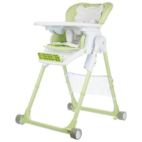 Стульчик-шезлонг Happy Baby William V2 green