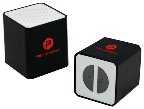Портативная акустика Pred Technologies Cube Stereo