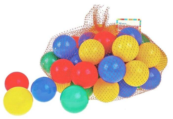 Шарики для сухих бассейнов Green Plast 50 шт.
