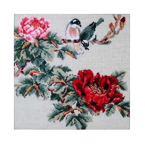 Купить Риолис Набор для вышивания Китайские мотивы. Лето 35 х 35 см (484 ), Наборы для вышивания