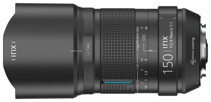 Объектив Irix 150mm f/2.8 Macro 1:1 Dragonfly Pentax K