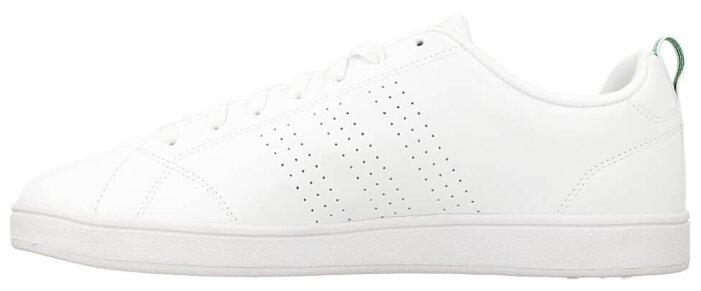 Кроссовки для тенниса VS Advantage Clean adidas Essentials Core Black / Lead / Lead