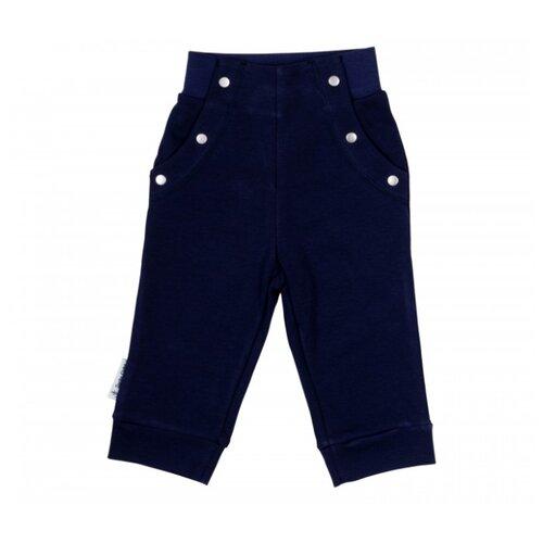 Купить Брюки lucky child размер 26 (80-86), синий, Брюки и шорты