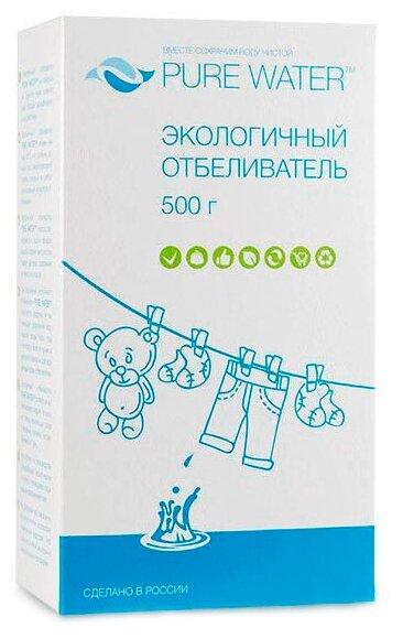 Экологичный отбеливатель Pure Water 400 г PW376422