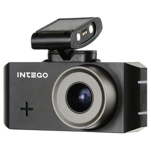 Видеорегистратор Intego VX-550HD черный видеорегистратор intego vx 306dual