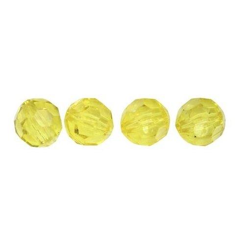 Купить Бусины круглые, акрил, цвет: 47, 10 мм, арт. 2024, Astra & Craft, Фурнитура для украшений